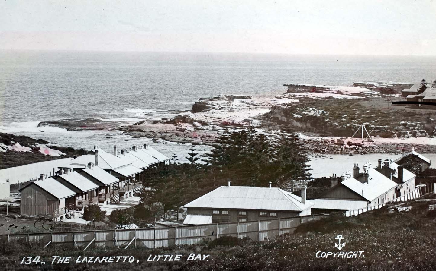 Lazaretto Little Bay
