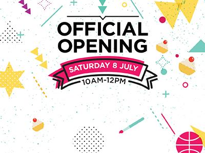 Opening - Kensington Community Centre