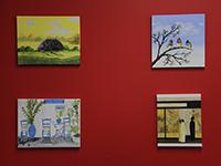 Create Art Class Exhibition