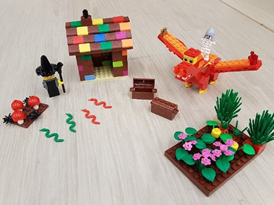 Kids' Spring School Holiday Event: LEGO Adventures (for school years 3-6)