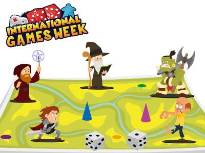 International Games Week: Game Design Masterclass (12+ event)