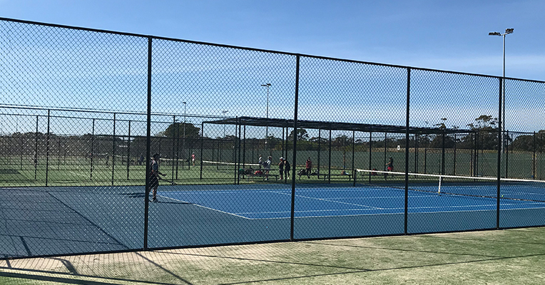 Heffron Park Tennis Centre is one-year old!