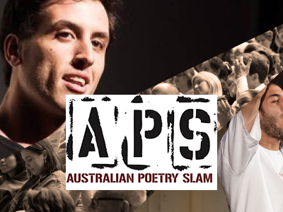 Australian Poetry Slam Workshop with Elliot York Cameron