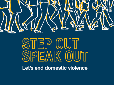 Step Out Speak Out