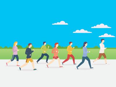 Walking Group - Tuesday & Thursdays