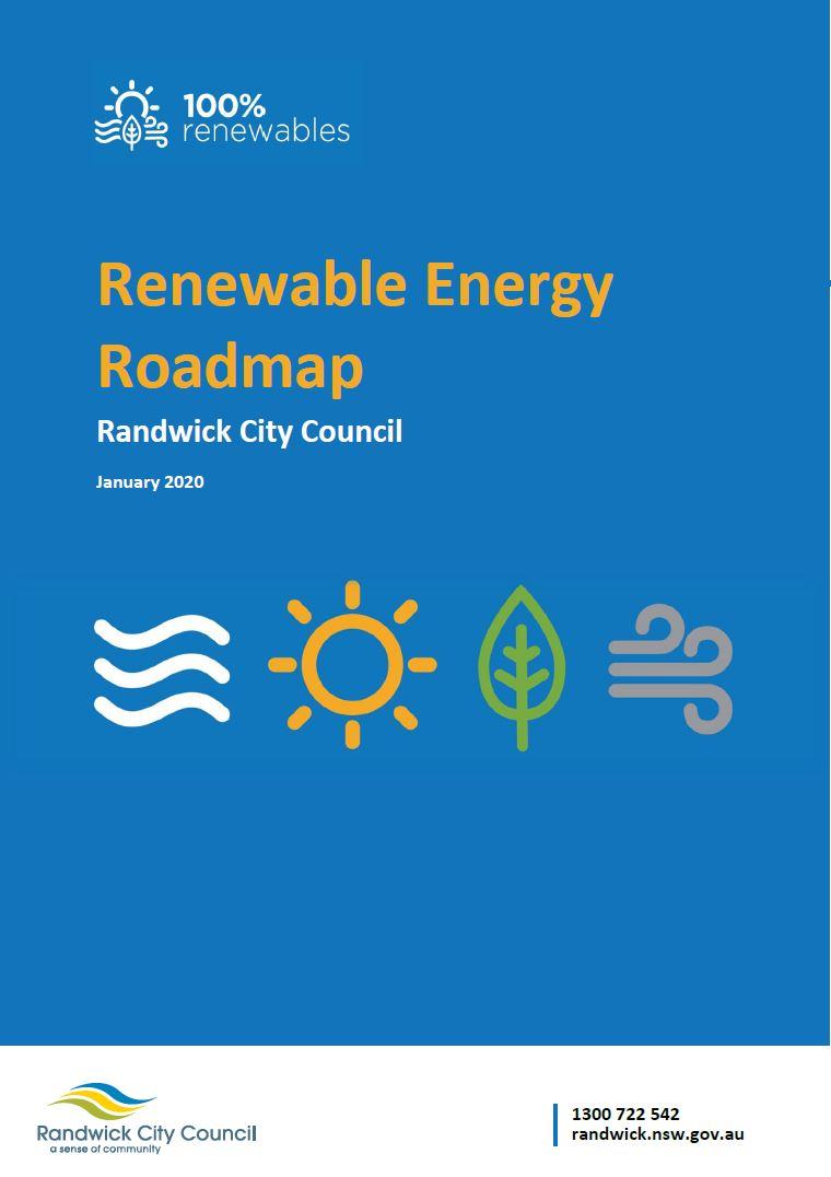 Renewable Energy Roadmap