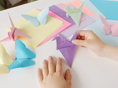 Kids Winter School Holiday Event: Origami 8/7/20 and 15/7/20 - LIVE ONLINE