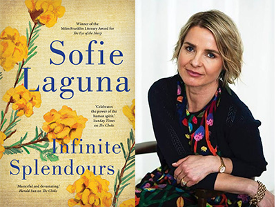 The Author Talks: An Evening with Sofie Laguna | Live Online