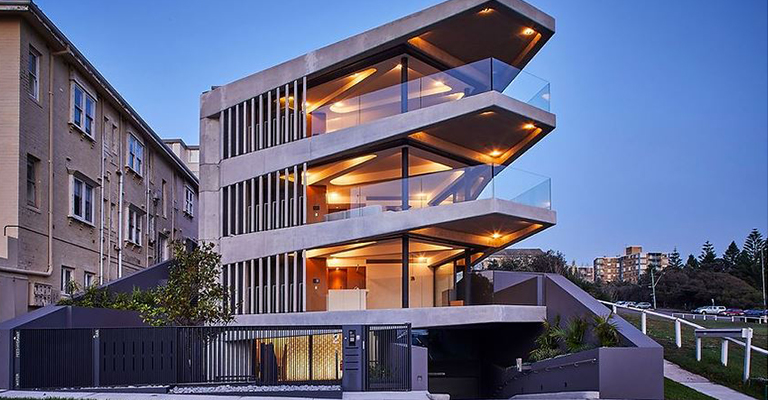 Winner best apartment: 2 Wolseley Road by X.PACE Design Group