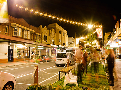 Coogee Bay Road Shared Village Project will be dismantled in early May.