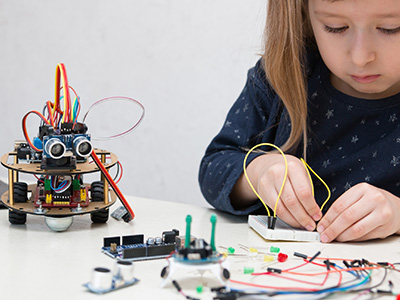 School Holiday Event: Introduction to Arduino | Online (school years 4-8)