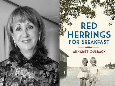 The Author Talks: Annabet Ousback | Red Herrings for Breakfast