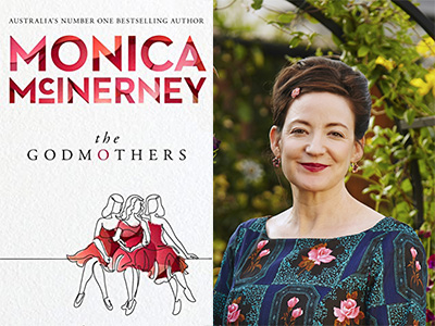 The Author Talks: Monica McInerney | The Godmothers