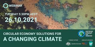 Circular Economy + Climate Change