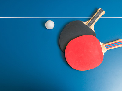 Table Tennis For Fun
