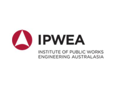 Institute of Public Works Engineering Australia logo