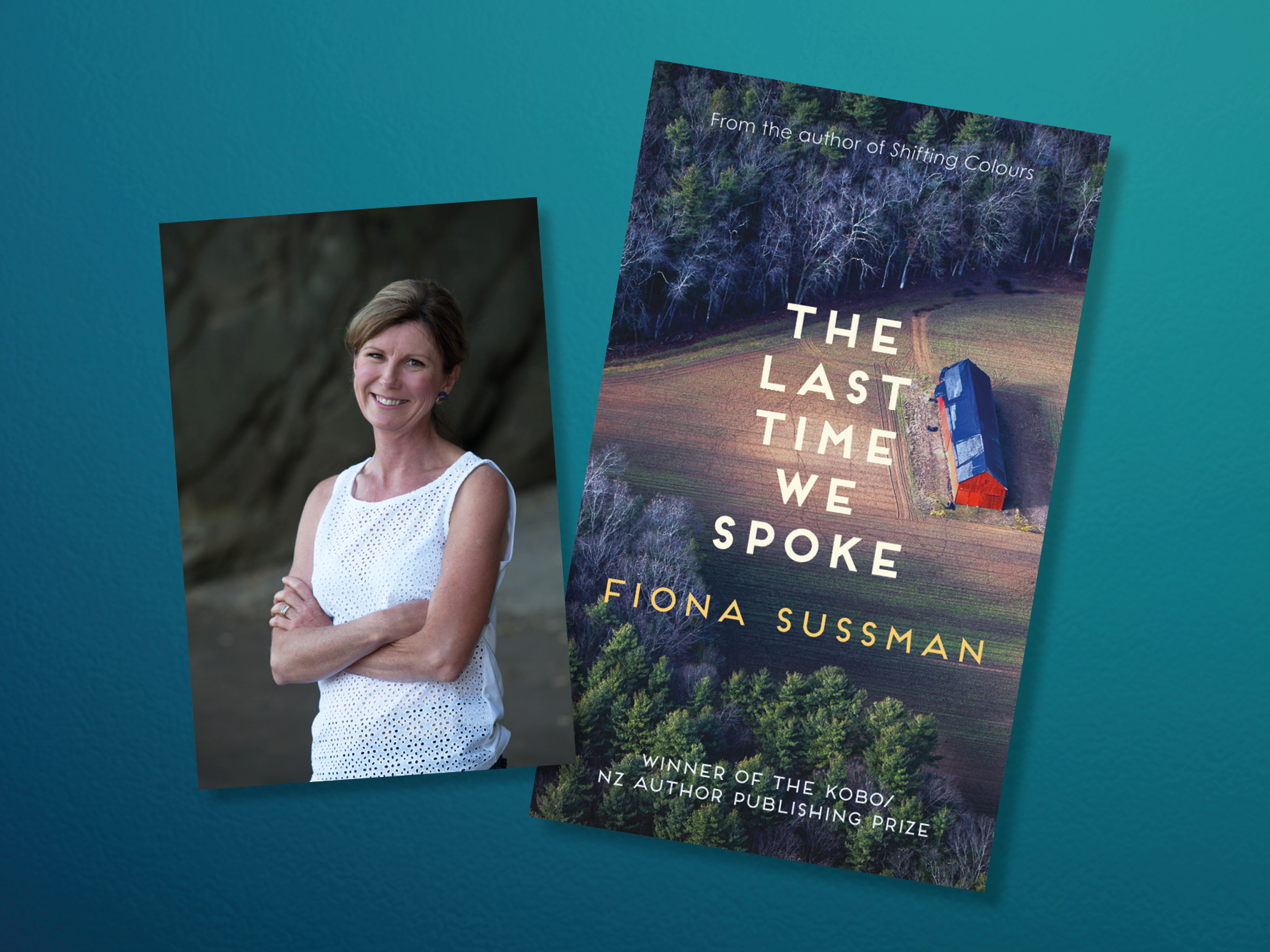 The Author Talks: An Evening with Fiona Sussman