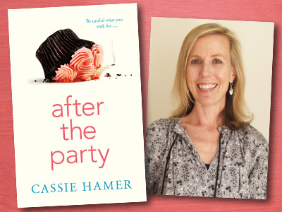 The Author Talks: An Evening with Cassie Hamer