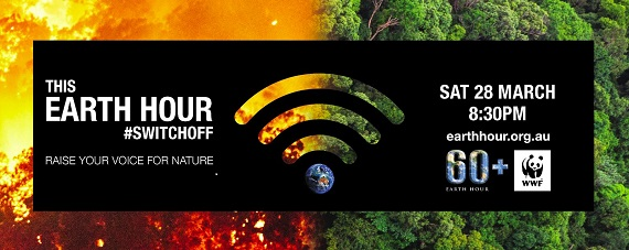 #SwitchOff this Earth Hour