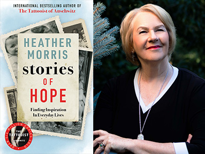 The Author Talks: An evening with Heather Morris | Live Online