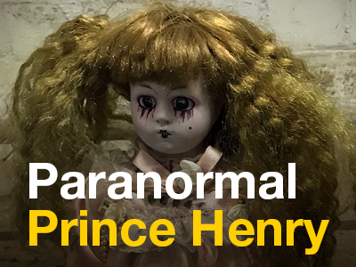 Paranormal Prince Henry