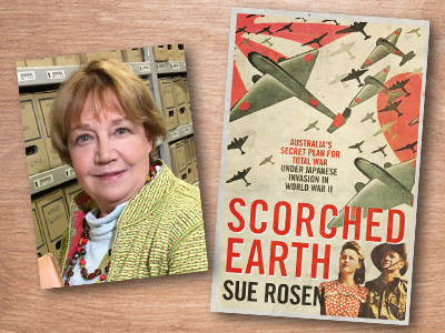 History Talk: Scorched Earth - by Dr Sue Rosen
