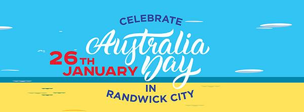 Australia Day in Randwick City