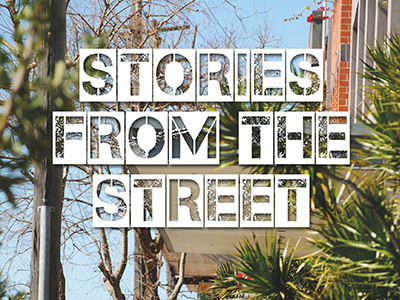 Stories from the Street Exhibition - Celebrating the life stories of our community