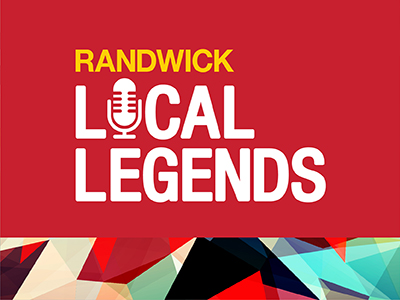 Local Legends Podcast Album