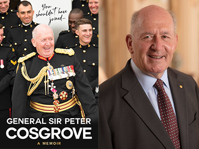 Author Talk: Sir Peter Cosgrove in conversation with Richard Glover