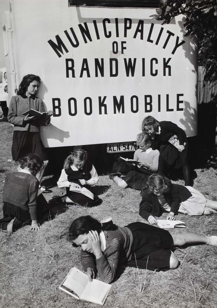 Municipality of Randwick Bookmobile