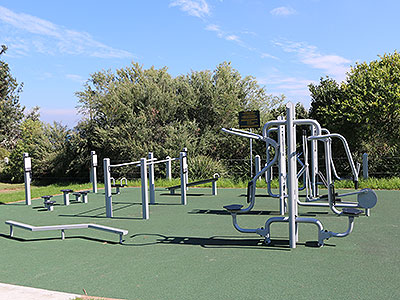 Outdoor Gym - Frenchmans Bay