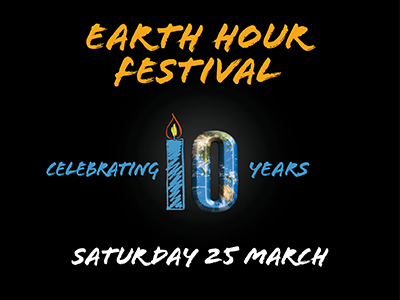 Earth Hour Festival 25 March 2017