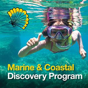 Marine Coastal Discovery Summer Program
