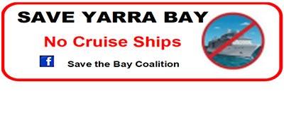 Visit Save Yarra Bay website