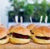 Barbicrew burgers