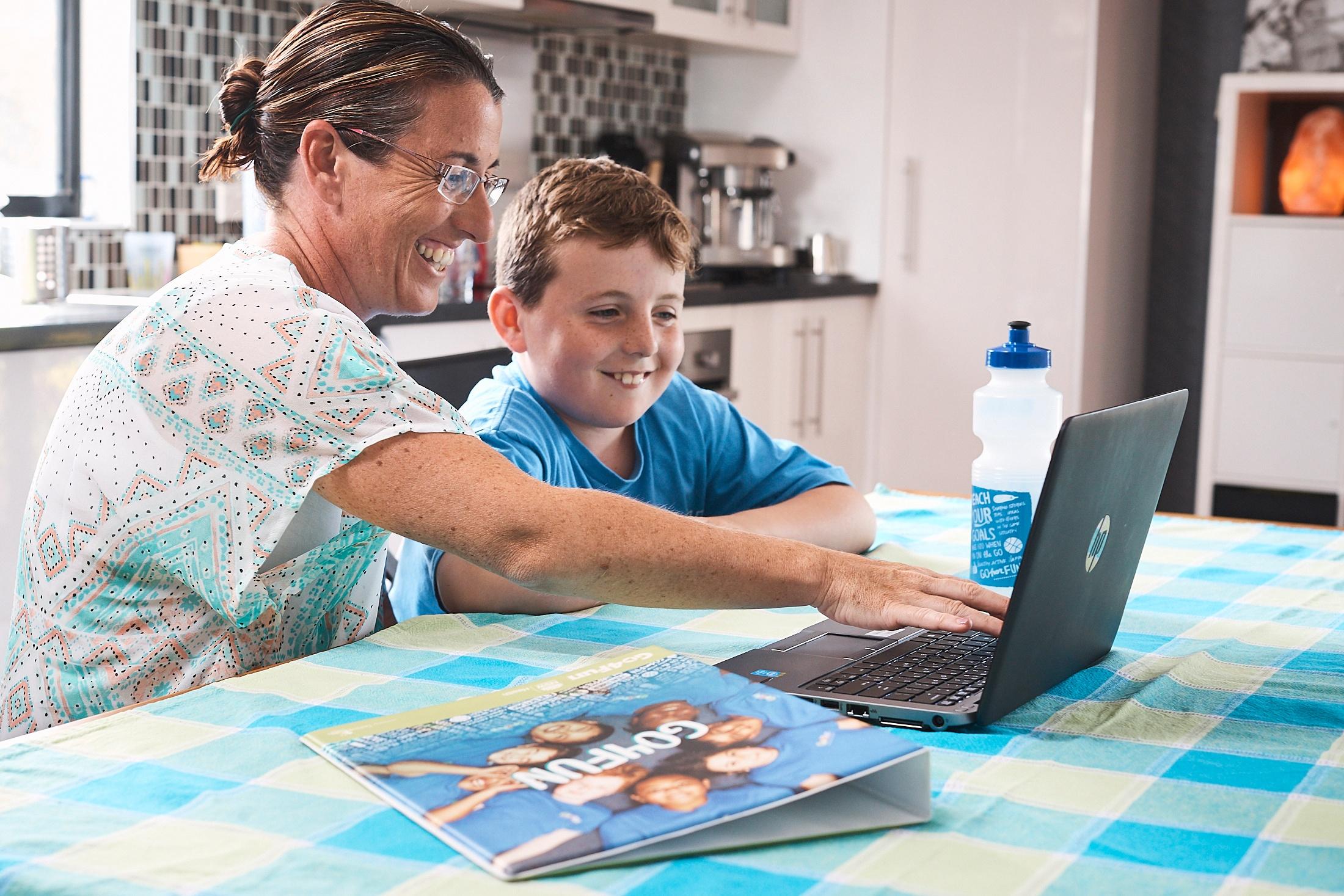 Go4Fun® Healthy Lifestyle Program (Online)
