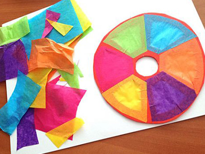 Kids' Holiday Event: Stained Glass Sun Catchers