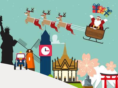 Desperately Seeking Santa A Modern Christmas Pantomime