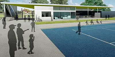 Heffron Park Tennis Centre