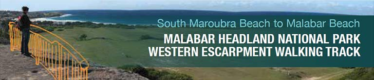 Malabar Headland Western Escarpment Walking Track