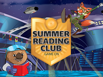 Summer Reading Club: End Party 2018