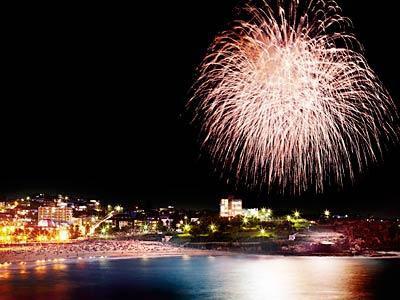 Coogee Sparkles NYE Fireworks