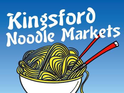 Kingsford Noodle markets