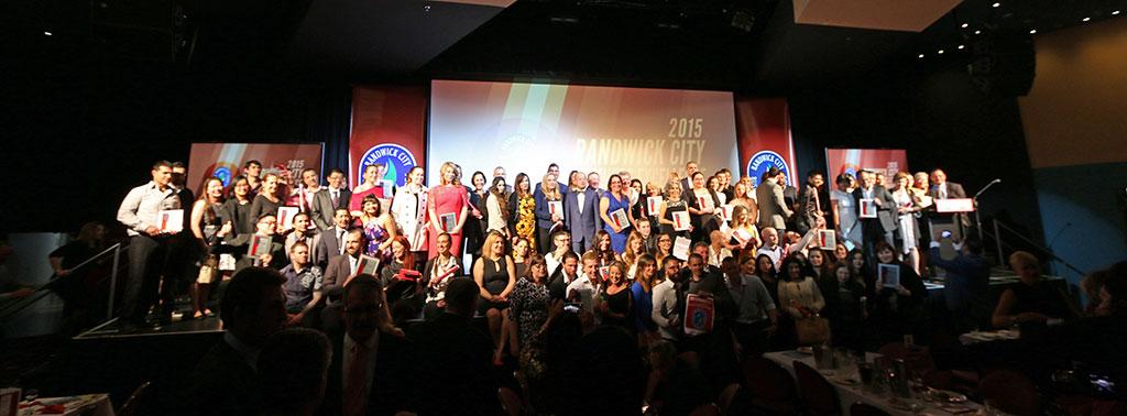 2015 Randwick City Business Awards winners
