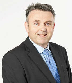 Ray Brownlee PSM, General Manager