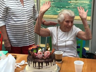 Lenore Turns 90!