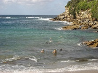 Snorkelling at Gordons Bay - Intermediate