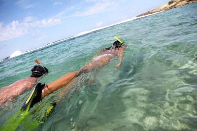 Snorkelling at Gordons Bay - INTERMEDIATE