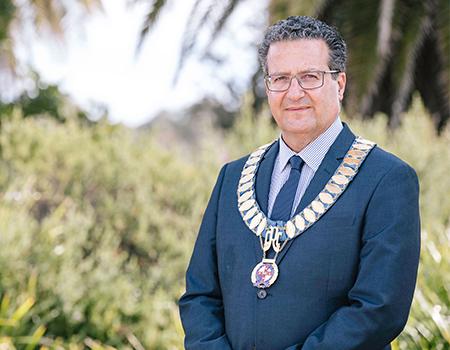 Randwick City Mayor Danny Said
